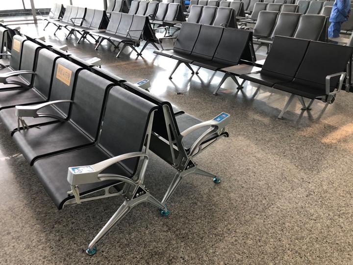 常州机场候机厅公共座椅